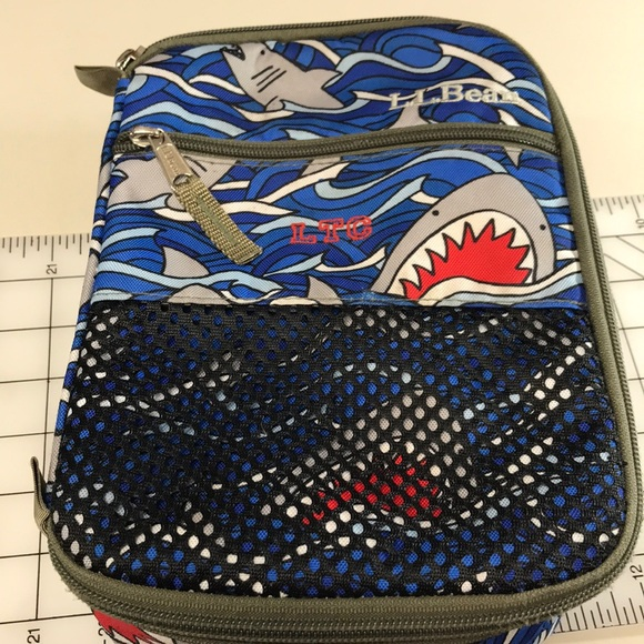Tremendous Ll Bean Shark Lunch Box Gmtry Best Dining Table And Chair Ideas Images Gmtryco